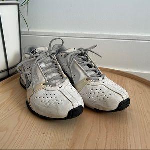 Nike - REAX - White and Yellow Sneakers